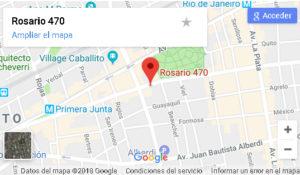 Unilogro S.A Planes de Ahorro y Capitalización Mapa